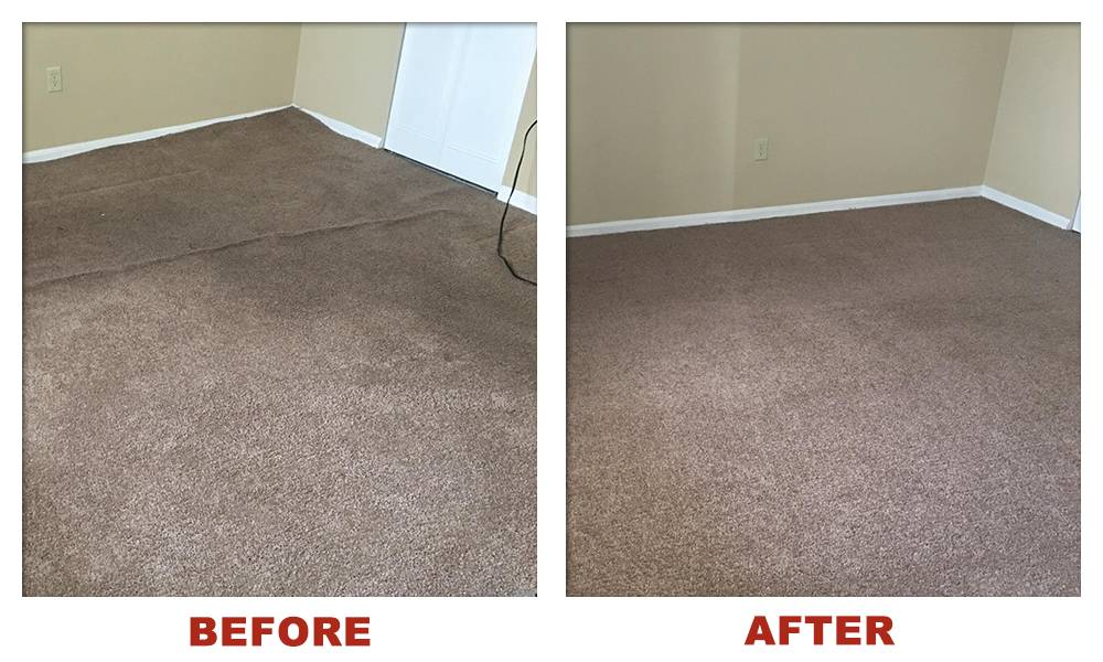 Before And After Gallery Impression Carpet Cleaning And